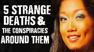 5 Strange Deaths & The Conspiracies Around Them
