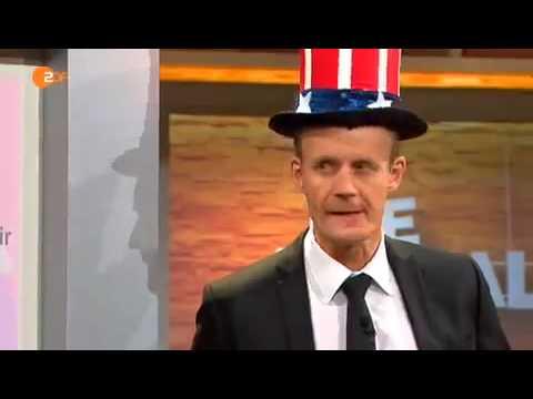 ZDF Die Anstalt 23.09.2014 - HAMMER SHOW - UNGLAUBLICH GUT