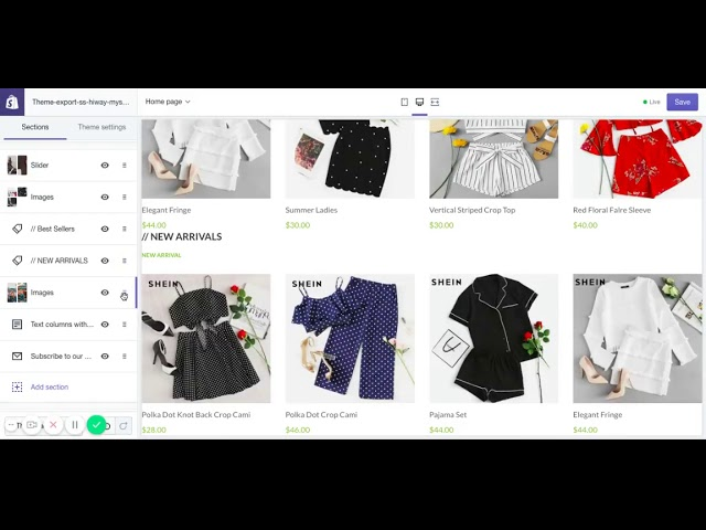 Best Shopify themes for clothing | Free download
