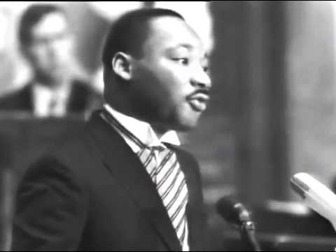 #MLK: Nobel Peace Prize Acceptance Speech in Oslo, Norway, 1964 // #Nonviolence365