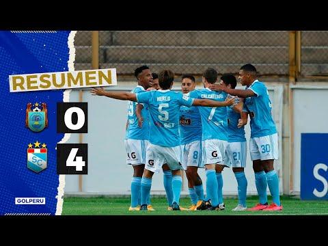 Binacional Sporting Cristal Goals And Highlights
