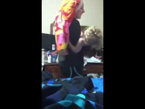 Baby Falls Off Bed