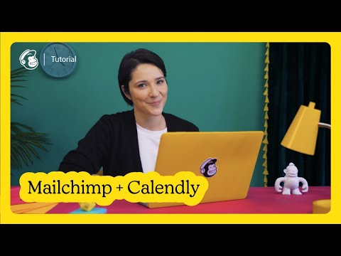 Connect or Disconnect Calendly with Mailchimp (May 2021)