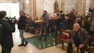 L'offertorio a San Basso