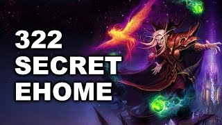SECRET EHOME - 322 - RTZ Invoker Debut - ESL Manila Dota 2