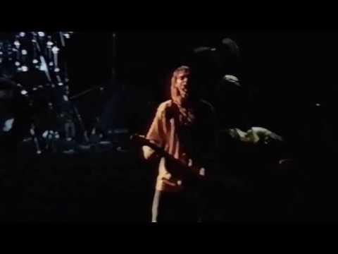Nirvana Where Did You Sleep Last Night Scream Version Live 11/23/1991
