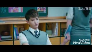 Ik vaari hor sochle / korean video song / heart touching song / 😍❤💔💙