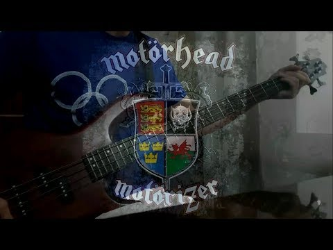 Motorhead - The Thousand Names of God (bass cover)