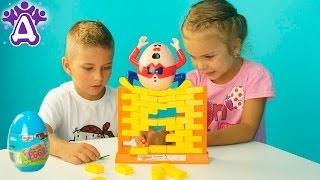 Шалтай-Болтай сидел на стене Видео для детей Новые Игрушки для детей Kids toys channel kids videos