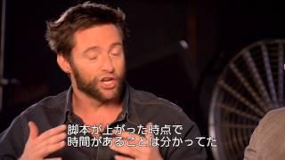 「ウルヴァリン」ついに日本上陸! 主演のヒュー・ジャックマンと監督の...