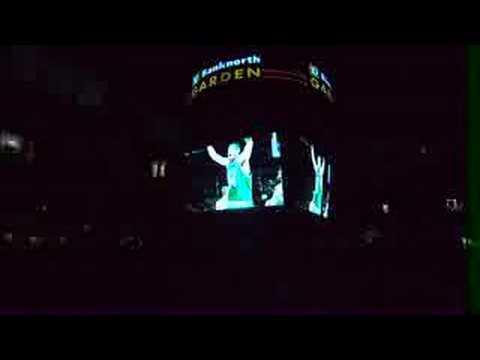 TD Banknorth Garden Video Long