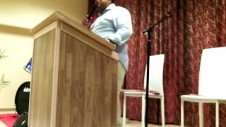 Predicazione della FINE dei tempi. Pastore Anyelo Perez G. : GIOVANNI 17 part 1