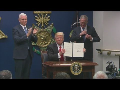 Reality Check: President Trump's Travel Ban