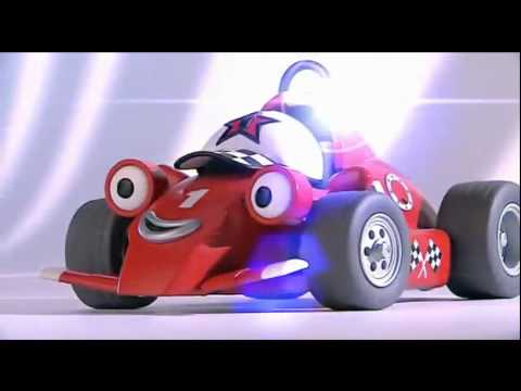 roary the racing car theme song  YouTube
