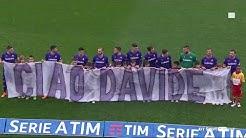 Ciao Davide | Fiorentina pay an emotional tribute to Davide Astori
