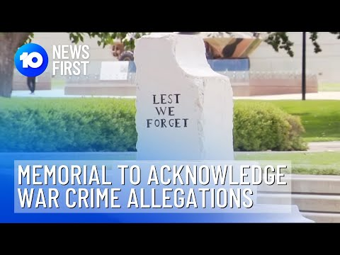 Alleged Afghan War Crime To Be Acknowledged At Australian War Memorial