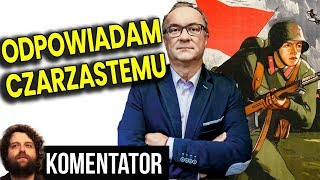 Odpowiadam Włodzimierzowi Czarzastemu z Lewica SLD Na Brednie o Wyzwoleniu PL - Analiza Komentator