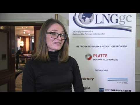 LNGgc speaker interview with Stephanie Wilson
