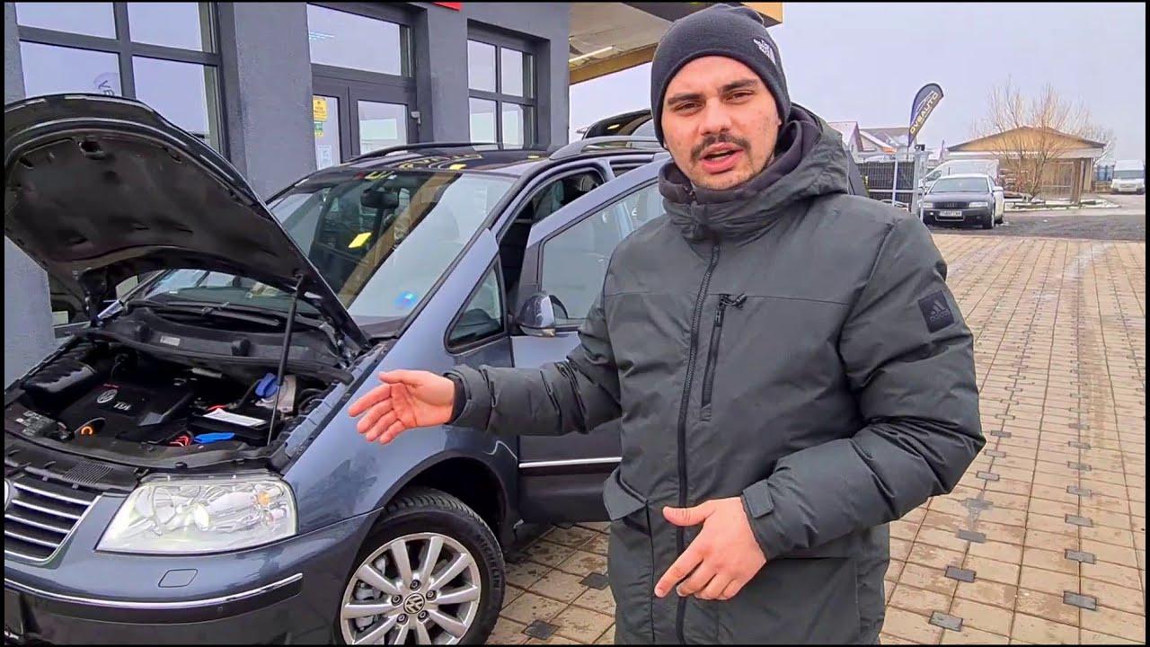 VW SHARAN 7 LOCURI ~ 4 MOTION ~ 1.9 TDI ~ 4999 EURO ~ LIVRARE GRATUITA/Garantie/Finantare/Buy Back