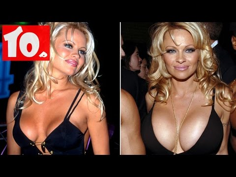 Top 10 Hot Actress Who Have Boob Implant