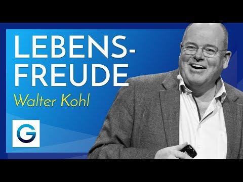 5 Tipps für mehr Lebensfreude // Walter Kohl