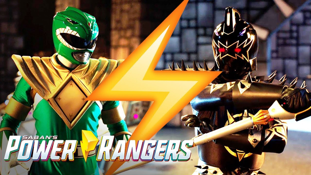 'Tommy 🆚 Evil Tommy' Extended Scene | Power Rangers Super Ninja Steel ⭐ 25th Anniversary