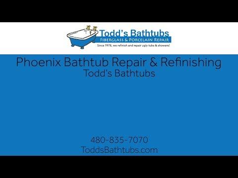 Phoenix Bathtub Repair & Refinishing | Todd's Bathtubs