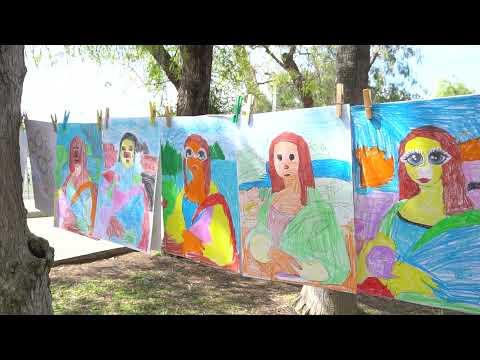 Muestra dibujos 1º Ed Primaria - SancaTV