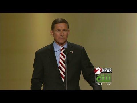 National Security Advisor Michael Flynn resigns