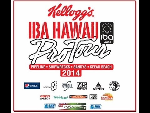 Board Stories: IBA Hawaii Tour Sandy Beach Challenge 2014