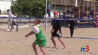 Итоги Чемпионата Украины по пляжному волейболу