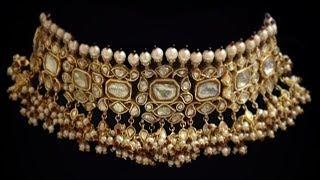 Sabyasachi Choker Necklace Designs