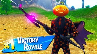 *NEW* Halloween JACK GOURDON PUMPKIN Skin in Fortnite!