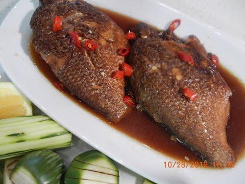 Caramelized Fish Recipe