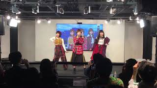 J☆Dee'Z (ジェイディーズ) Re:100万回の「I love you」 ニコニコ本社 イベントスペース 2018.11.20