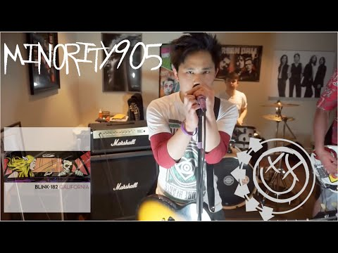 Blink-182 - Bored to Death (Minority 905 Band Cover)