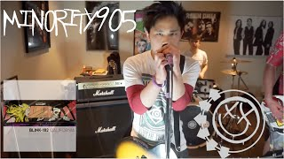Blink-182 - Bored To Death  Minority 905 Band Cover