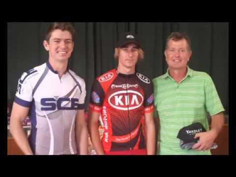 Michael Pretorious & Kirsten Elfrieda excel in Stampriet MTB & Trial Run
