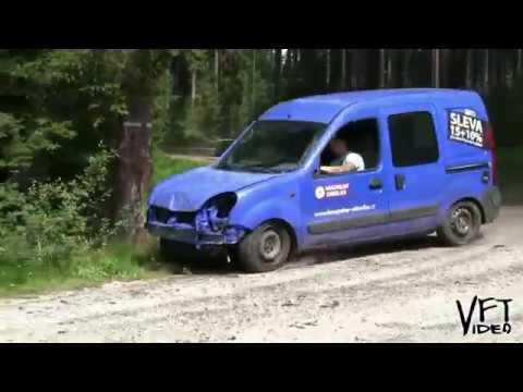 Kangoo EVO WRC - Lukan - Å umava, gravel 2018 VFT