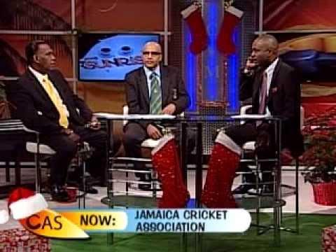 Jamaica Cricket Association Presidential Race