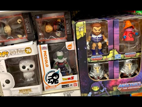 Funko Pop Collectible Toy Hunt - HALLOWEEN FUNKO POPS - NEW He-Man Toys from the 80s