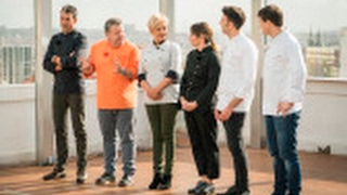 Los tres ganadores de 'Top Chef' vuelven a las cocinas del programa - Top Chef