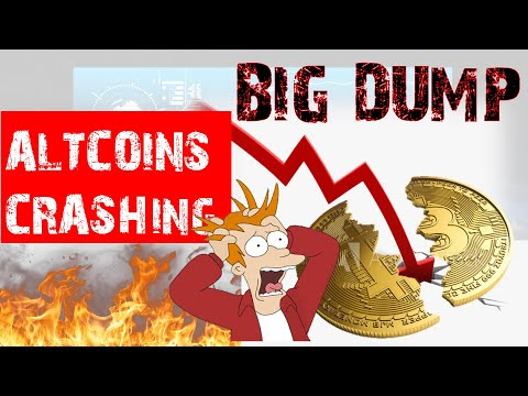 Altcoins Crashing: Sell or Accumulate | Why Crypto Market is Crashing? Crypto Market India Update