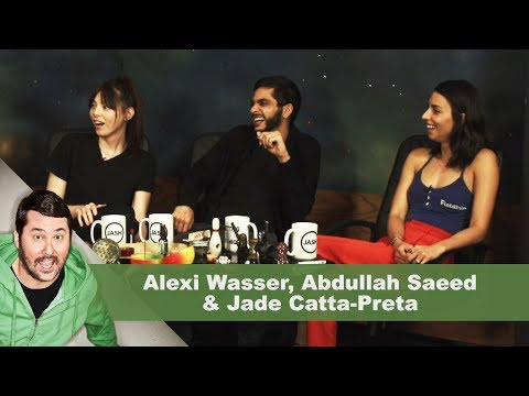 Alexi Wasser, Abdullah Saeed & Jade CattaPreta  Getting Doug with High