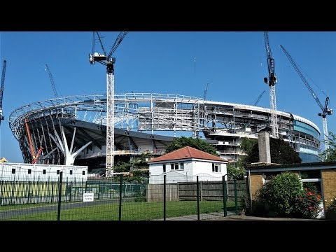 Spurs New Stadium -  White Hart Lane - 20 May 2018