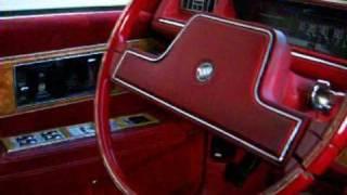 Tour of my Buick Electra Park Avenue 86