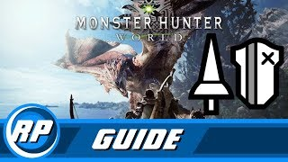 Monster Hunter World - Lance Progression Guide (Recommended Playing)