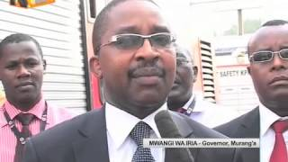 Murang'a County Government enters into disaster management partnership with G4S