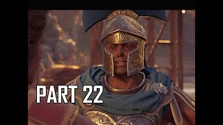 ASSASSIN'S CREED ODYSSEY Walkthrough Part 22 - TRAITOR (Let's Play Commentary)
