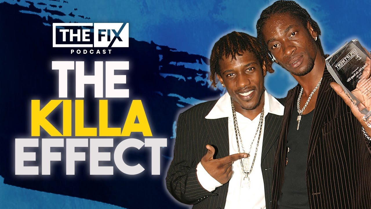 Wayne Marshall Details Why He Will Forever Be Loyal to Bounty Killer || The Fix Podcast